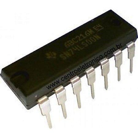 CIRCUITO INTEGRADO SN74LS00/74HC00 DIP