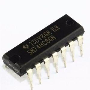 CIRCUITO INTEGRADO SN74HC86 DIP