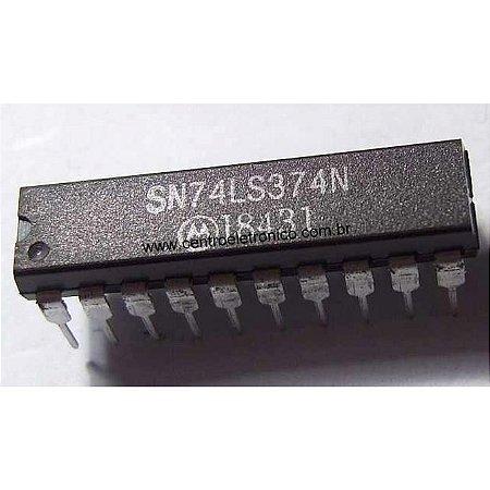CIRCUITO INTEGRADO SN74LS374/74HC374 DIP