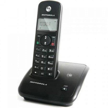 TELEFONE(G)S/FIO MOTOROLA IDC 6.0GHZ PT