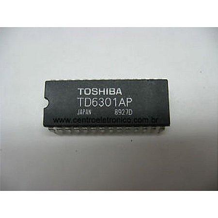 CIRCUITO INTEGRADO TD6301AP      TOSHIBA