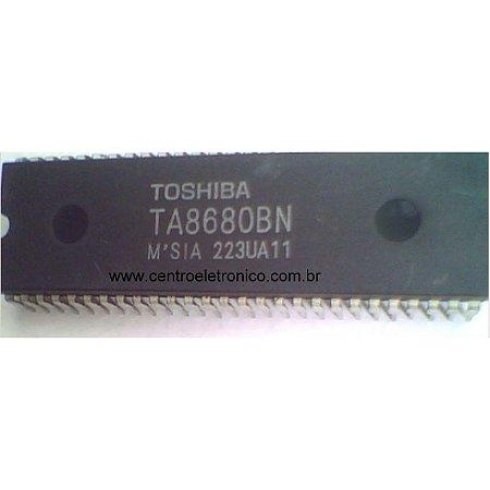 CIRCUITO INTEGRADO TA8680AN DIP