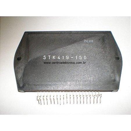 CIRCUITO INTEGRADO STK419 150
