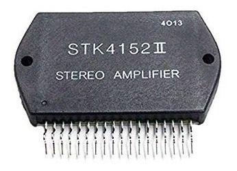 CIRCUITO INTEGRADO STK4152-II IMP