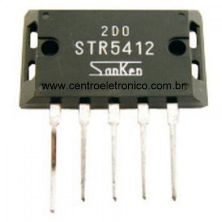 CIRCUITO INTEGRADO STR5412 110V