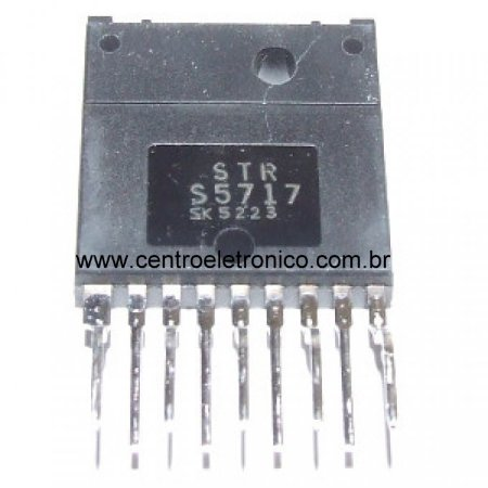 CIRCUITO INTEGRADO STRS5717 SANKEN