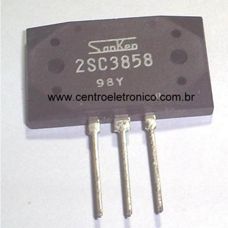 TRANSISTOR 2SC3858(COMPL 2SA1494)