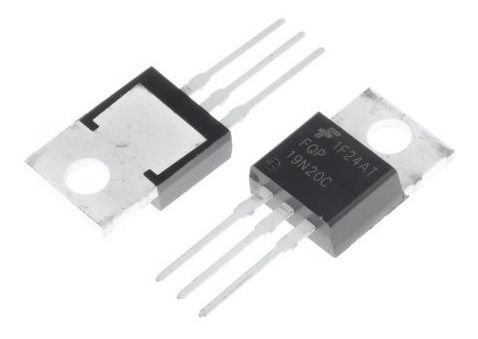 TRANSISTOR MTP19N20C MET TO220 PQ P1