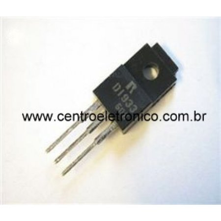 TRANSISTOR 2SD1933 ISOL TO220