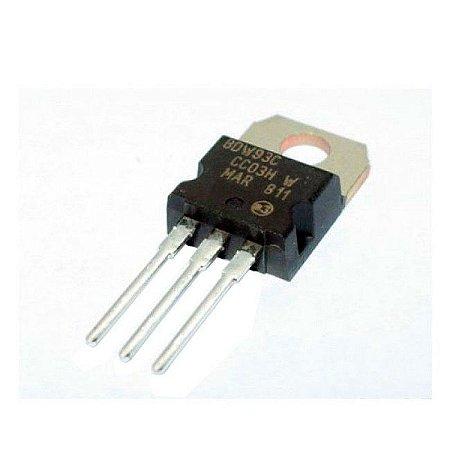 Transistor Bdw93-c Metal To220