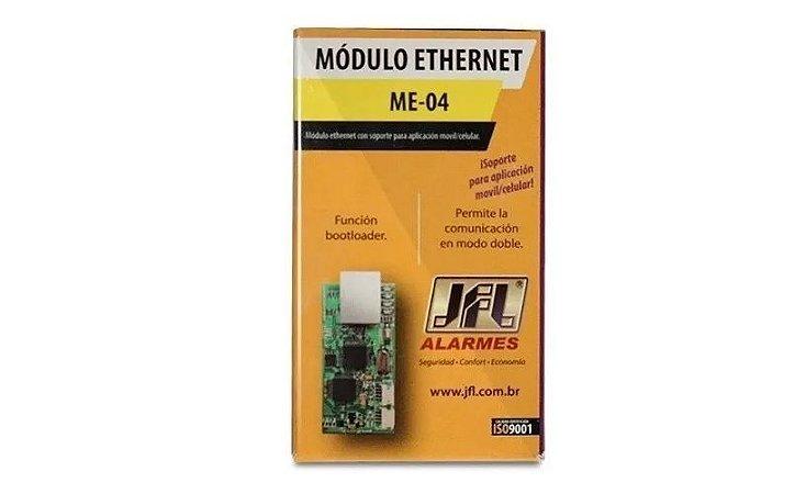 Cabo Modulo Ethernet P/central Jfl(enc)