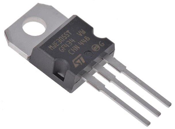 Transistor Mje3055t To220 Met