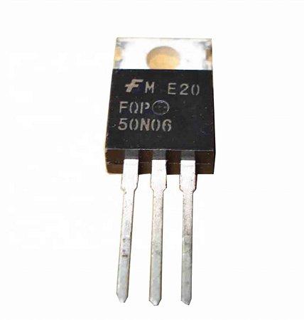 Transistor Mtp50n06p Fet Met-yy 50a/60v