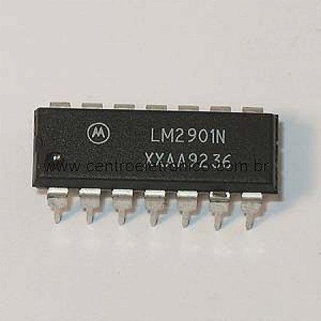 CIRCUITO INTEGRADO LM2901N DIP