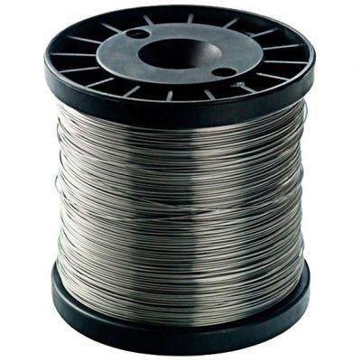 Fio Aco Cerca Eletr 0,90mm 1kg Industr