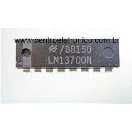 Circuito Integrado Lm13700n Dip