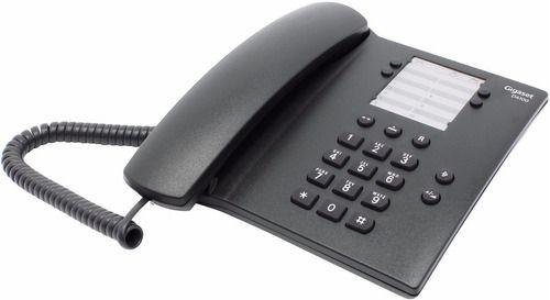 TELEFONE SIEMENS GIGASET DA100 GRAFITE