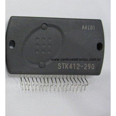 CIRCUITO INTEGRADO STK412-290 SANYO ORIG
