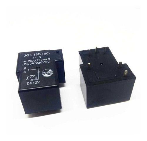 RELE 12VDC 30A 1CT REV 6T S/ABAS PCI