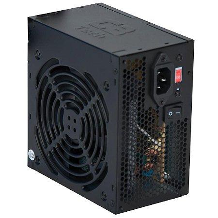 FONTE ATX450 450W REAL 24P HOPSON