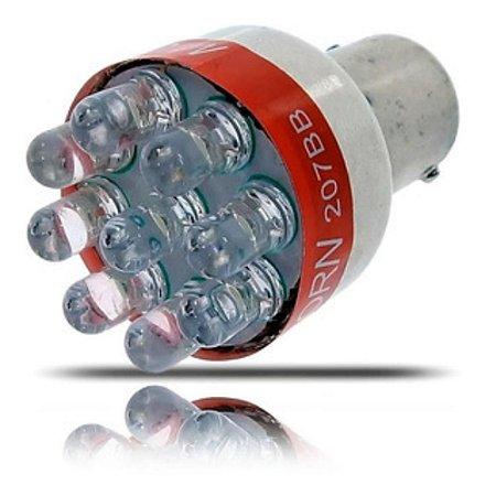 LAMPADA 12V LED BUZZER(LAMPADA DE RE)