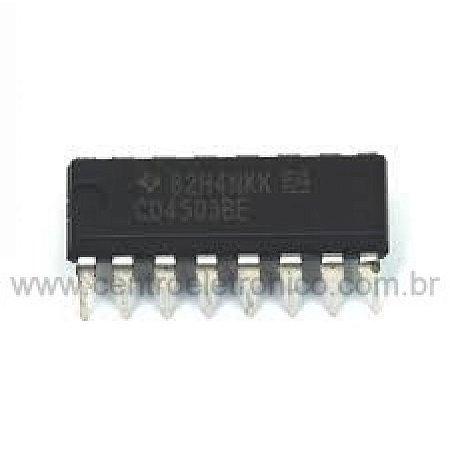 CIRCUITO INTEGRADO CD4503/MC14503 DIP
