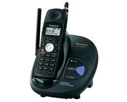 TELEFONE S/FIO PANASONIC 2,4G PT