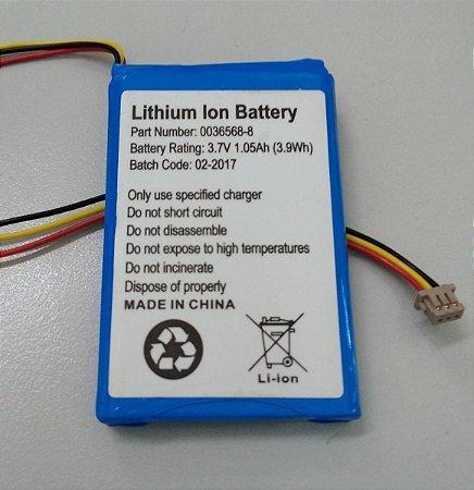BATERIA 3,6V 1050MAH LI-ION CHATA REC 3F