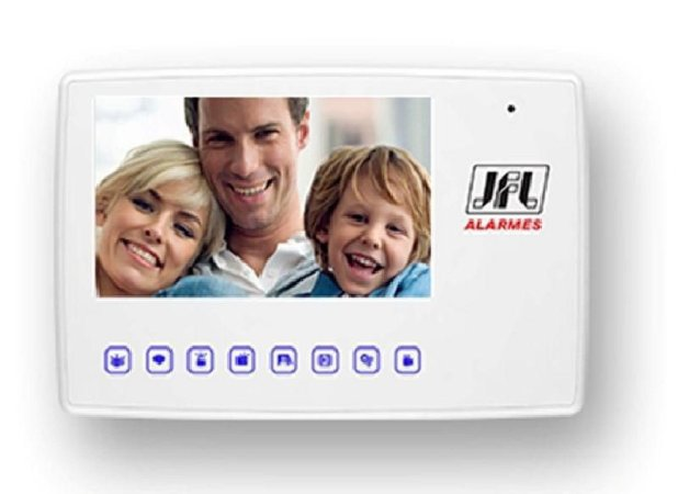 Monofone Jfl Audio Video Porteiro Vp700