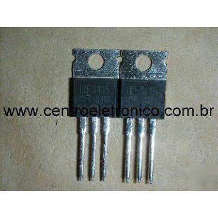 TRANSISTOR IRF3415 FET(ENC)