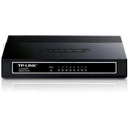Hub Switch(g)8p 10/100 Tplink Ver10599 F/l