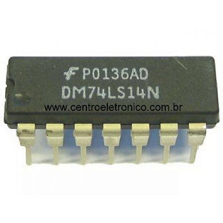 CIRCUITO INTEGRADO SN74HC174/74LS174 DIP