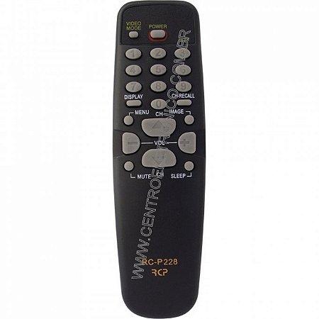 CONTROLE TV SANYO 2996 14A27/2796 AAX2