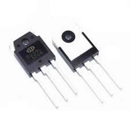 Transistor D209l To247 Met Grd