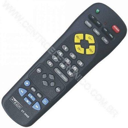 Controle Zenith Tv Sar1453/sar2053