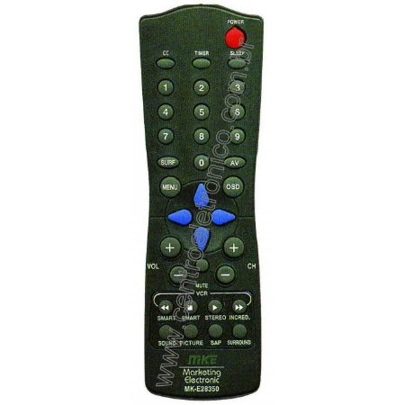 CONTROLE TV PHILIPS 29P/33P 193350 AAX2