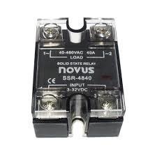 RELE SOLIDO 4V/32VDC 40A 90/280VAC C/CAP