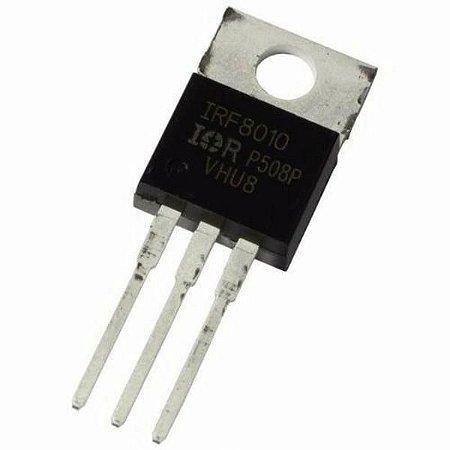 Transistor Irf8010 Fet Met To220