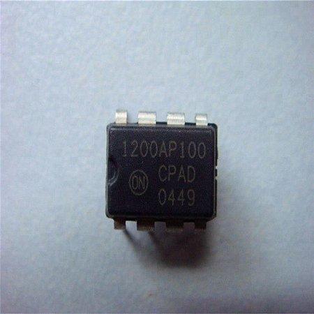 CIRCUITO INTEGRADO NCP1200AP100G DIP 8P
