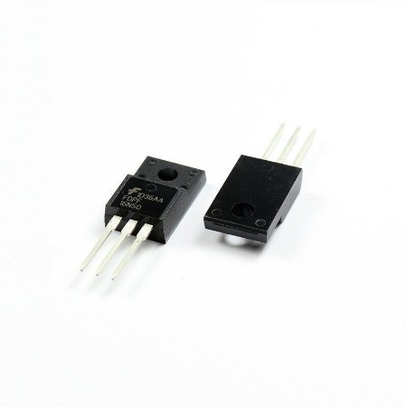 TRANSISTOR MTP16N50 FET PQ ISOL TO220