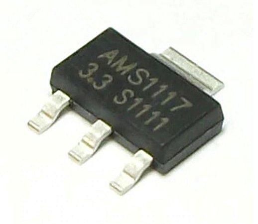 CIRCUITO INTEGRADO AMS1117 3T 3,3V(SMD)