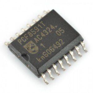 CIRCUITO INTEGRADO PCF8591T SMD