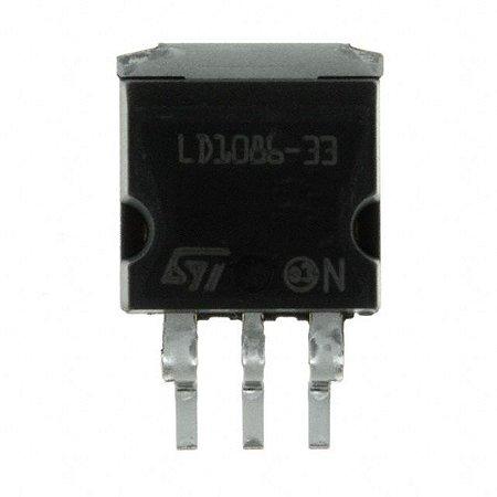 CIRCUITO INTEGRADO LD1086 SMD 3,3V(ENC)