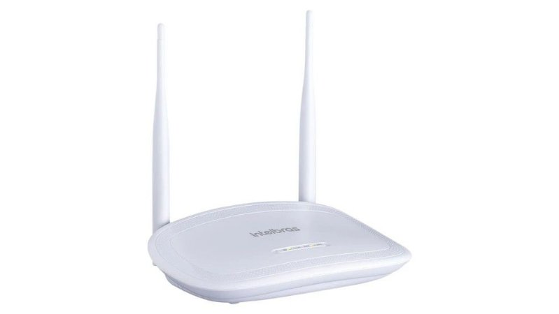 ROUTER(G)300MBPS WIFI INTELBRAS IWR3000N