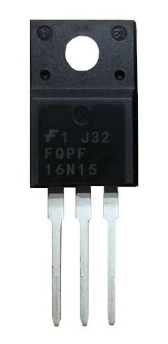 TRANSISTOR MTP16N15FP ISOLA 16A 150V FET