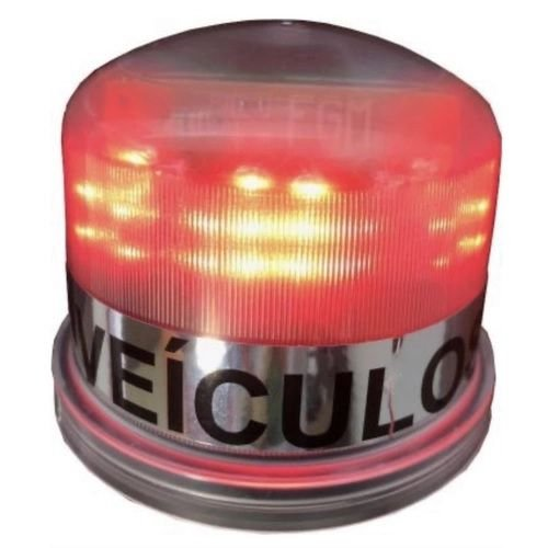 SINALIZADOR GARAGEM PEDESTRE LED SG050