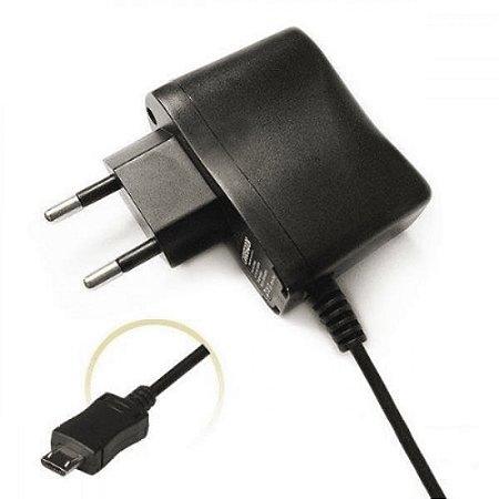 CARREGADOR CELULAR 3A COM CABO V8 MICRO USB