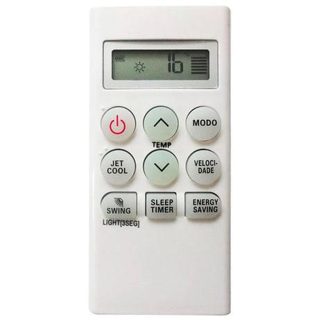 CONTROLE AR COND LG SPLIT AKB73598004 AAAX2