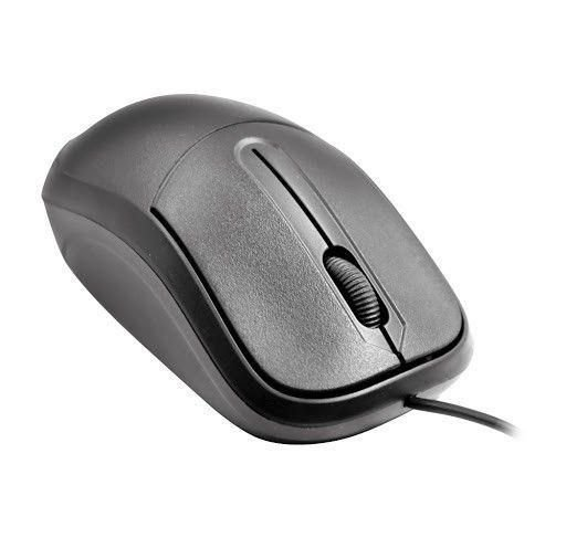 Mouse Óptico Usb C3 Tech Preto - MS035