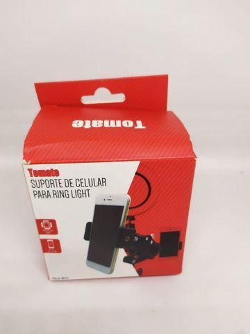 SUPORTE CEL P/RING LIGHT 360GR PT MLG054